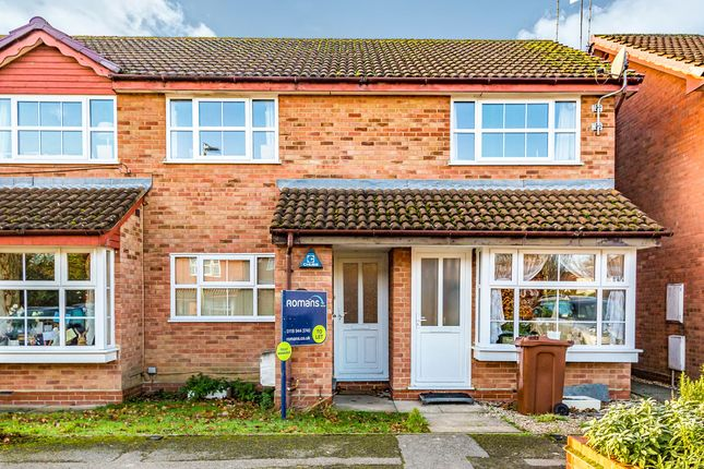 Thumbnail Flat to rent in Lysander Close, Woodley, Reading