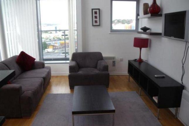 Thumbnail Flat to rent in Beringa, City Island, Gotts Road, Leeds