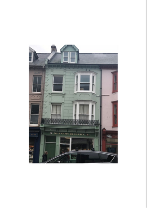 Thumbnail Duplex to rent in North Parade, Aberystwyth