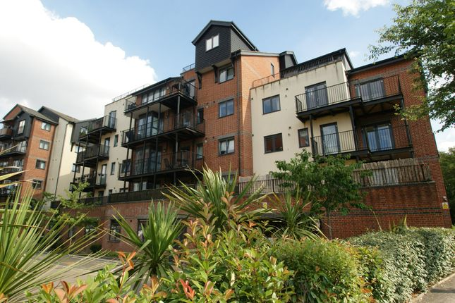 Thumbnail Flat for sale in Tanners Wharf, Bishop's Stortford