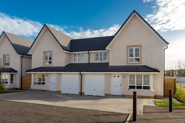 "Thumbnail Semi-detached house for sale in ""Airth"" at Drip Road, Stirling"