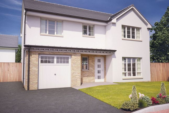 "Thumbnail Detached house for sale in ""The Dochart"" at Fairlie, Largs"