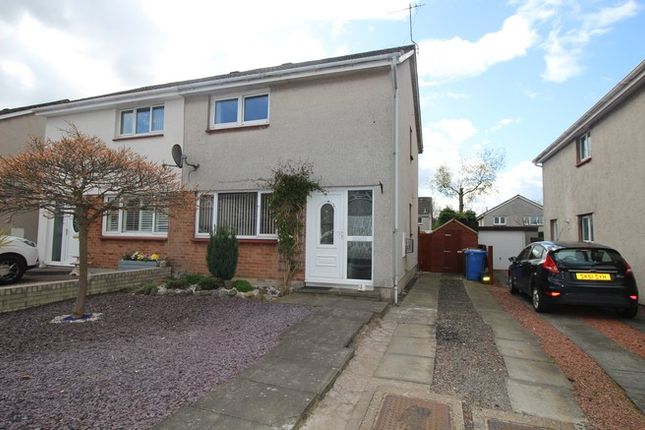Thumbnail Property for sale in 4 Huntburn Avenue, Linlithgow