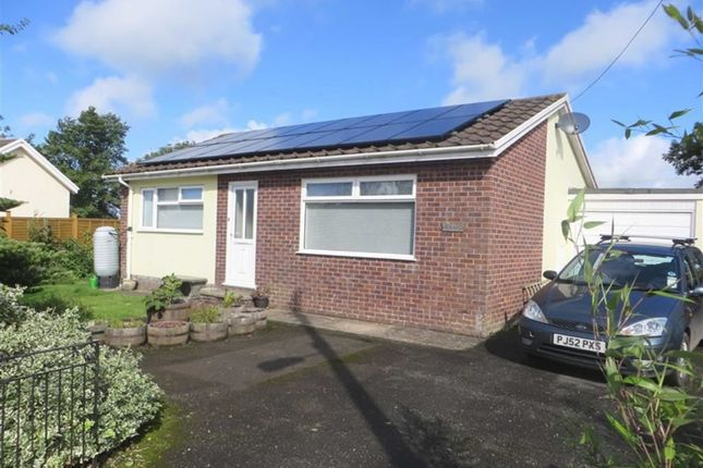 Thumbnail Detached bungalow to rent in Pyworthy, Holsworthy