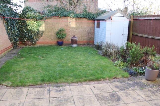 Garden of Meadenvale, Peterborough, Cambridgeshire PE1