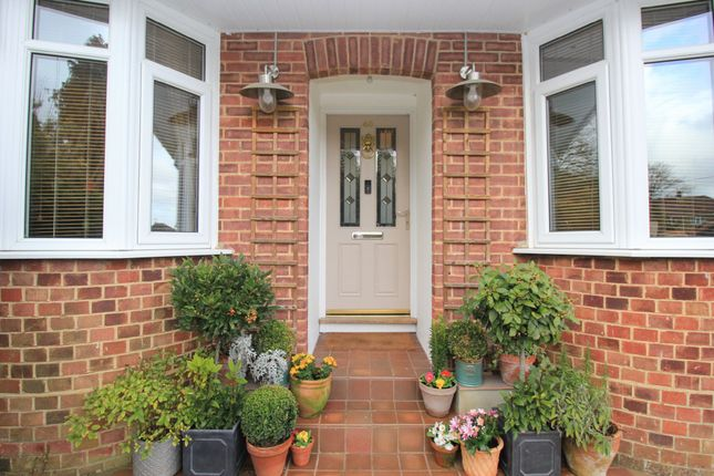 Thumbnail Detached bungalow for sale in Dell Road, Southampton