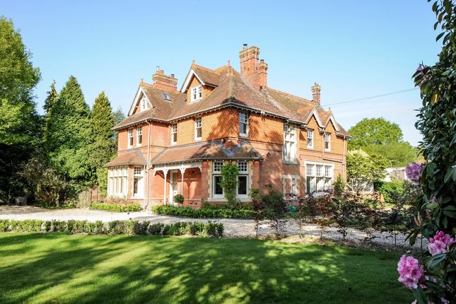 Thumbnail Detached house to rent in Rhinefield Road, Brockenhurst