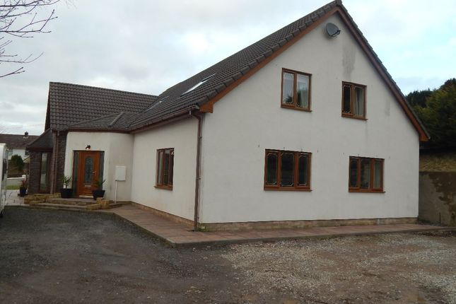 Thumbnail Detached house for sale in Verwey Road, Nantyglo, Ebbw Vale