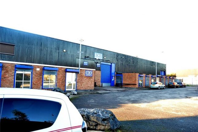 Thumbnail Commercial property to let in Unit 7-8, Clydesmuir Industrial Estate, Clydesmuir Road, Cardiff, UK