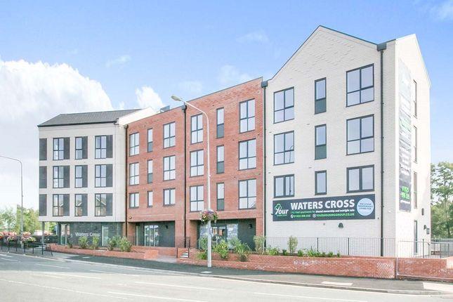 2 bed flat for sale in Watling Street, Northwich CW9