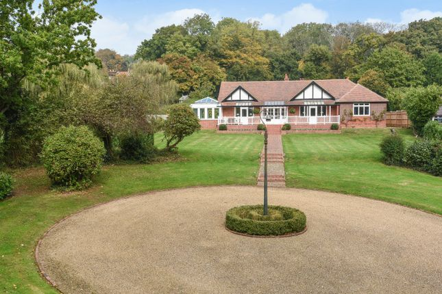 Thumbnail Detached house for sale in Forewood Lane, Crowhurst, Battle