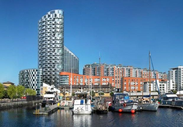 2 bed flat for sale in 8th Floor, Providence Tower, Fairmont Avenue, Docklands, London