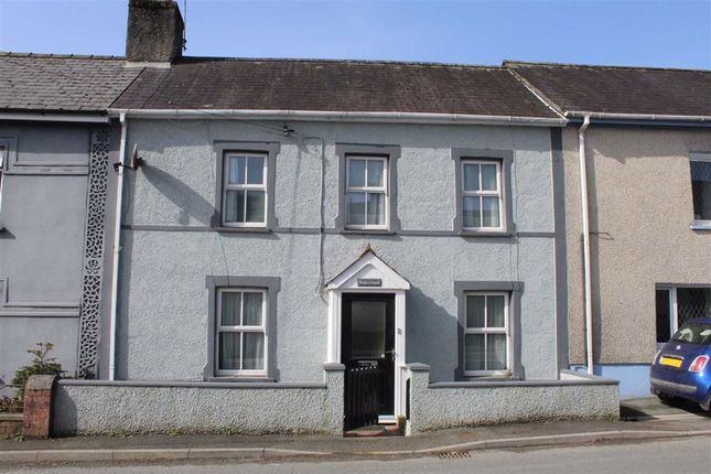 Thumbnail Terraced house for sale in Cynwyl Elfed, Carmarthen