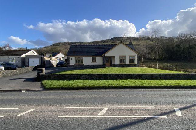 2 bed detached bungalow for sale in Glynderi, Glanamman, Ammanford SA18