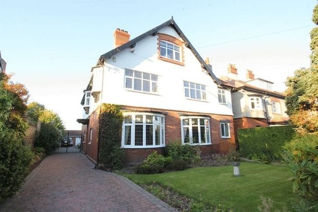 Thumbnail Detached house for sale in Ashburton Road, Oxton, Wirral