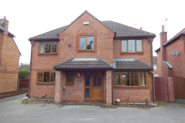 Thumbnail Detached house to rent in Sunnyside, Morley Road, Derby