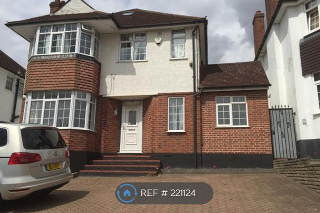 Thumbnail Detached house to rent in Courtlands Drive, Watford