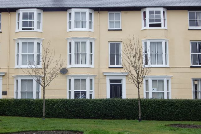 Thumbnail Shared accommodation to rent in Queens Square, Aberystwyth