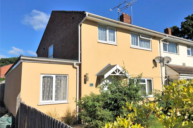 Thumbnail Semi-detached house for sale in Ringwood Road, Bear Cross, Bournemouth, Dorset
