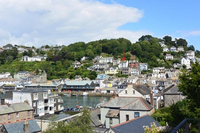 With Arrow of Anchorage Flats, Barbican Hill, Looe PL13