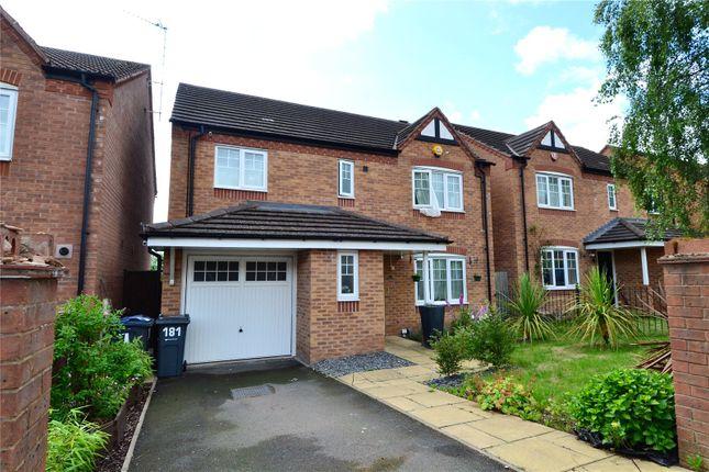 Thumbnail Detached house for sale in Ley Hill Farm Road, Northfield, Birmingham
