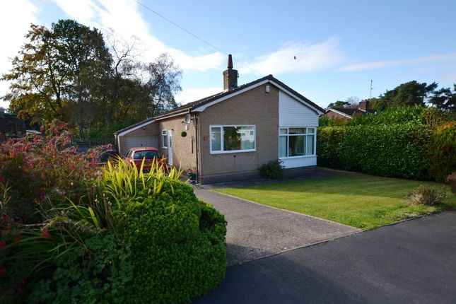 Thumbnail Detached bungalow for sale in Eden Grove, Loggerheads, Market Drayton