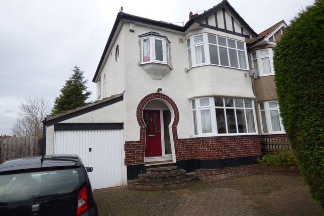 3 bedroom semi-detached house to rent in Sabrina Way, Bristol