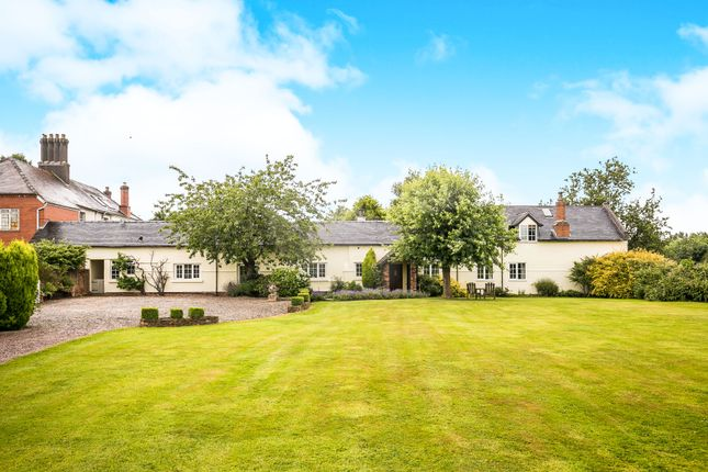 Thumbnail Property for sale in Calveley Hall Lane, Calveley, Tarporley