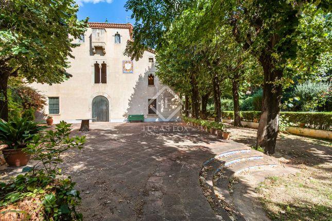 Villa for sale in Spain, Barcelona, Maresme Coast, Alella, Mrs12515