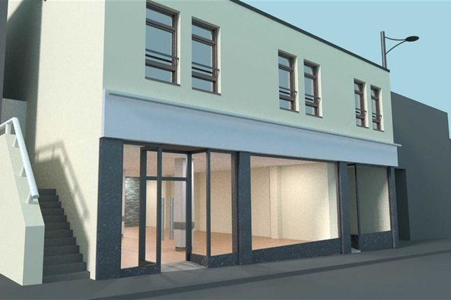 Thumbnail Property to rent in High Street, Bargoed
