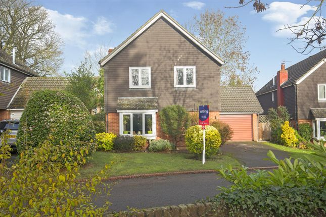 Thumbnail Detached house for sale in Athlone, Claygate, Esher