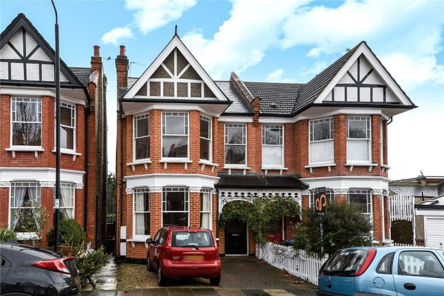 Thumbnail Flat for sale in Conway Road, Southgate, London