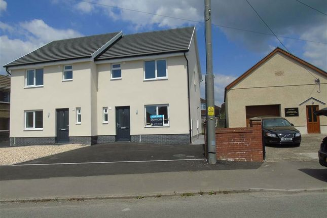 Thumbnail Semi-detached house for sale in Blackhill Road, Gorseinon, Swansea, Swansea