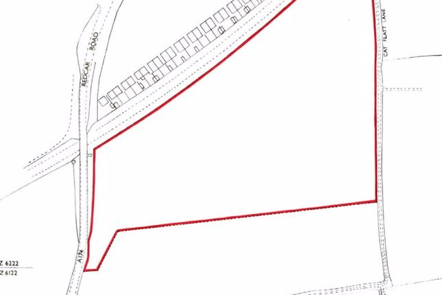 Thumbnail Land for sale in Redcar Road, Marske-By-The-Sea, Redcar