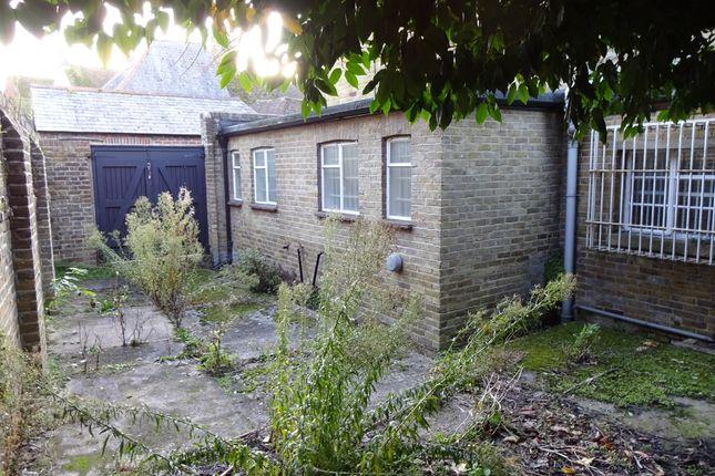 Rear Yard of High Street, Wingham, Canterbury CT3