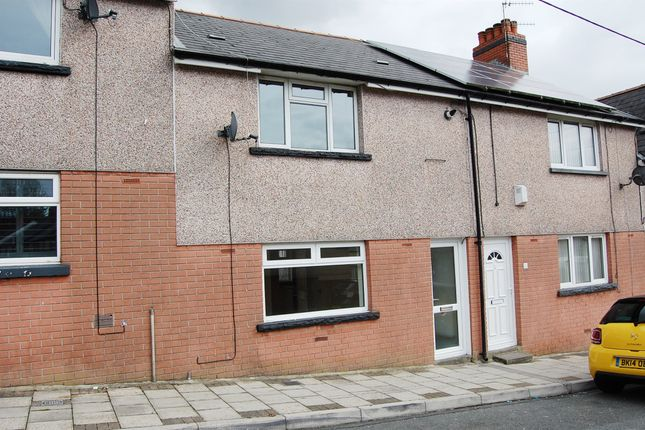 3 bed terraced house for sale in Powell Street, Tir-Y-Berth, Hengoed