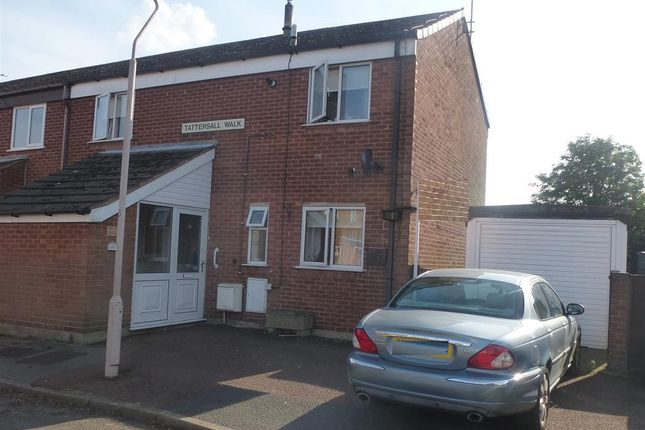 Thumbnail Semi-detached house to rent in Tattershall Walk, Mansfield Woodhouse, Mansfield