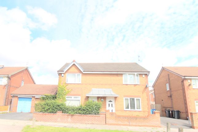 Thumbnail Semi-detached house for sale in Mercer Avenue, Kirkby, Liverpool