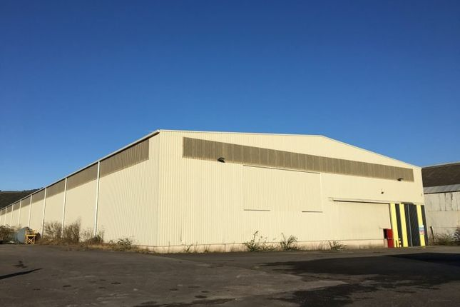 Thumbnail Industrial to let in Warehouse B, Site 6, Port Of Swansea