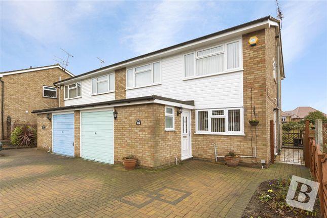 Thumbnail Semi-detached house for sale in Ballards Walk, Basildon, Essex