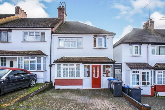 Front of Sylverdale Road, Purley, Surrey CR8