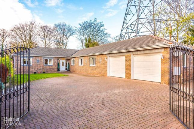 Thumbnail Detached bungalow for sale in Beatrice Road, Worsley, Manchester