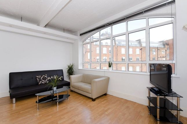 Thumbnail Flat to rent in Dingley Road, London