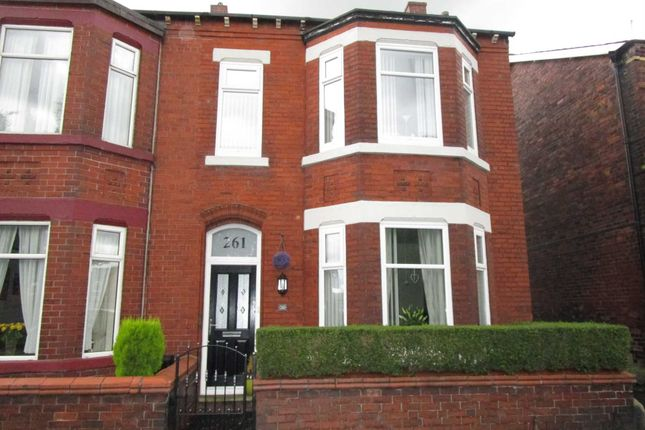 Thumbnail Semi-detached house for sale in Rochdale Road, Royton, Oldham
