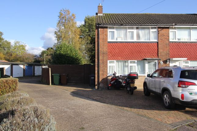 Thumbnail End terrace house to rent in Abingdon Place, Potters Bar