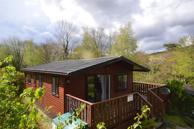 2 bed mobile/park home for sale in Garth Road, Machynlleth, Powys SY20
