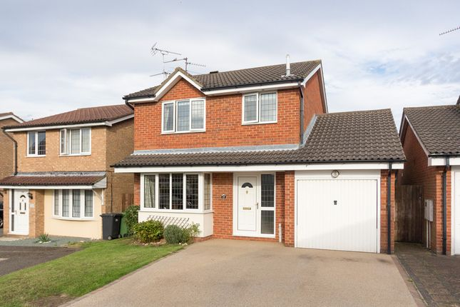 3 bed detached house for sale in Spey Close, Wellingborough
