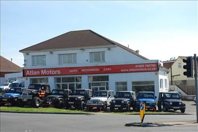 Thumbnail Commercial property for sale in 75 Upper Brighton Road, Sompting, Lancing