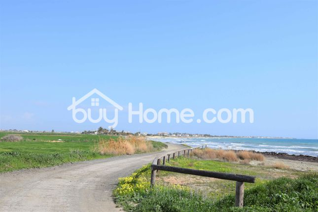 Thumbnail Land for sale in Softades, Larnaca, Cyprus