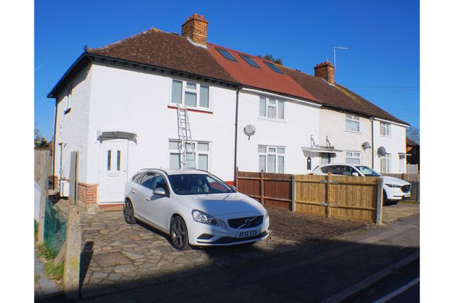 Thumbnail Semi-detached house to rent in Charter Road, Kingston Upon Thames